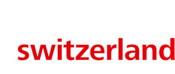 printed in switzerland logo