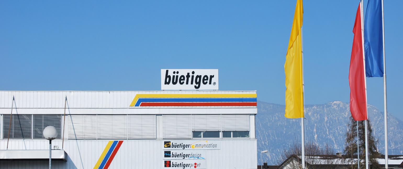Büetiger AG - history