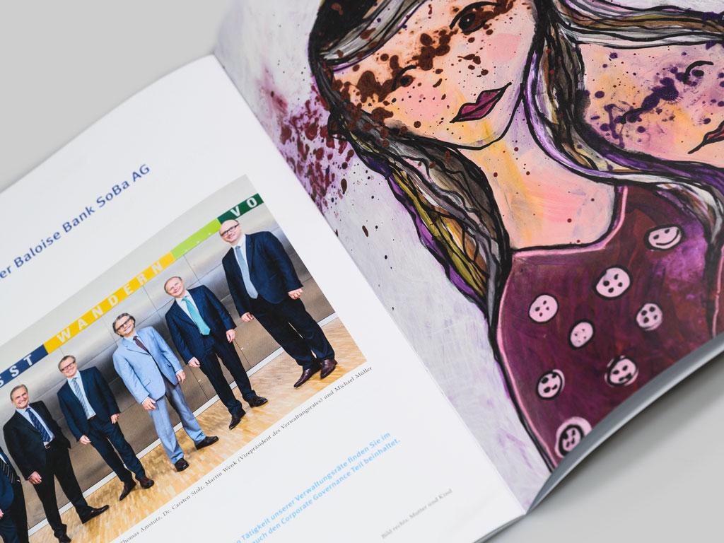 Büetiger AG Referenzen - Baloise Bank SoBa