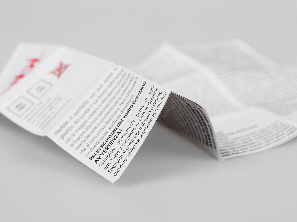 Büetiger AG - leaflets
