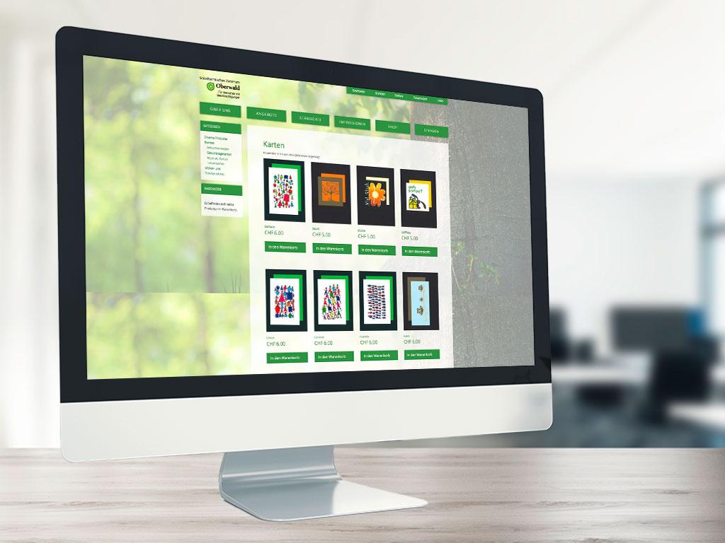 Büetiger AG - Webshops
